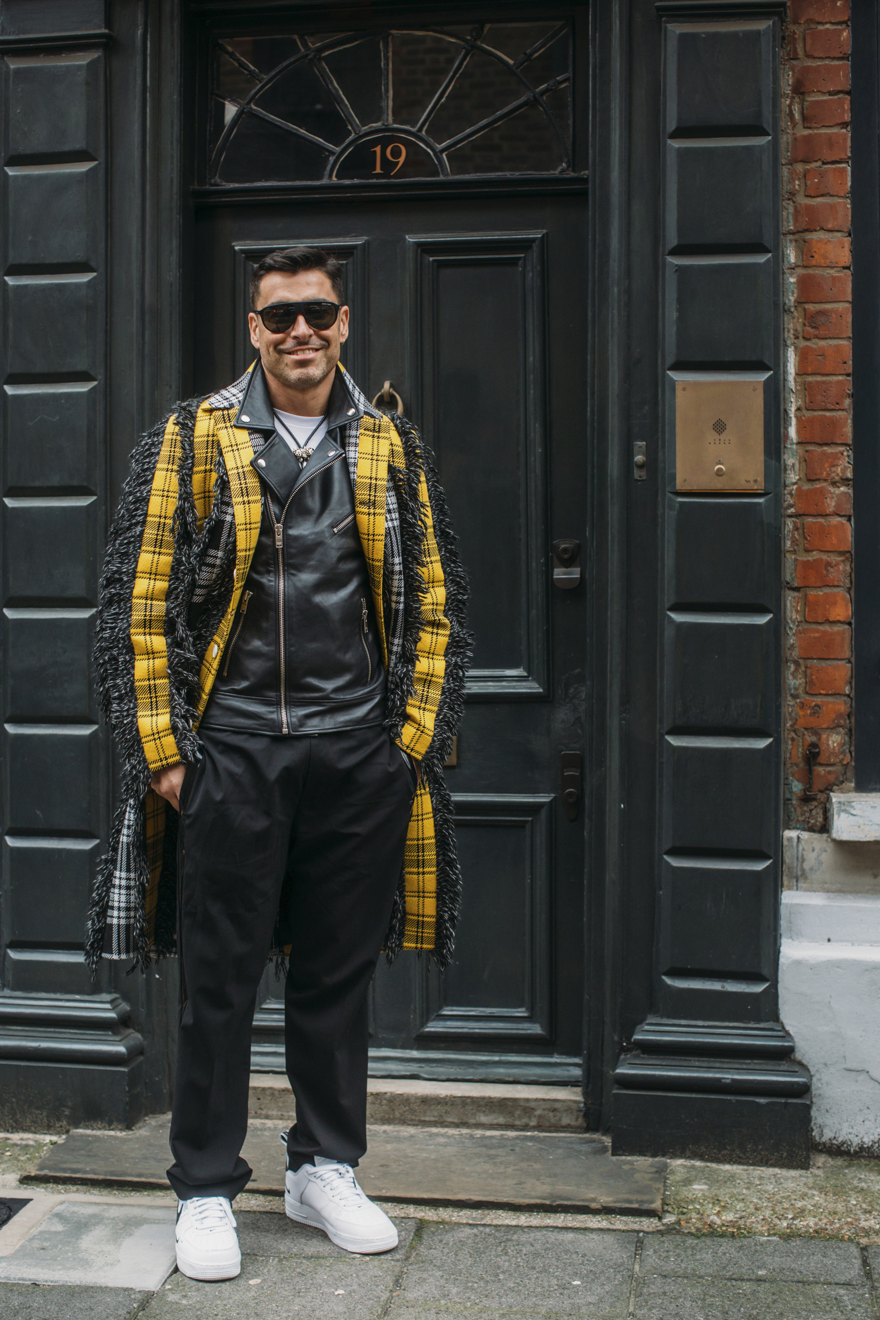On Street Day 2 Fall 2019 Men's Fashion Show