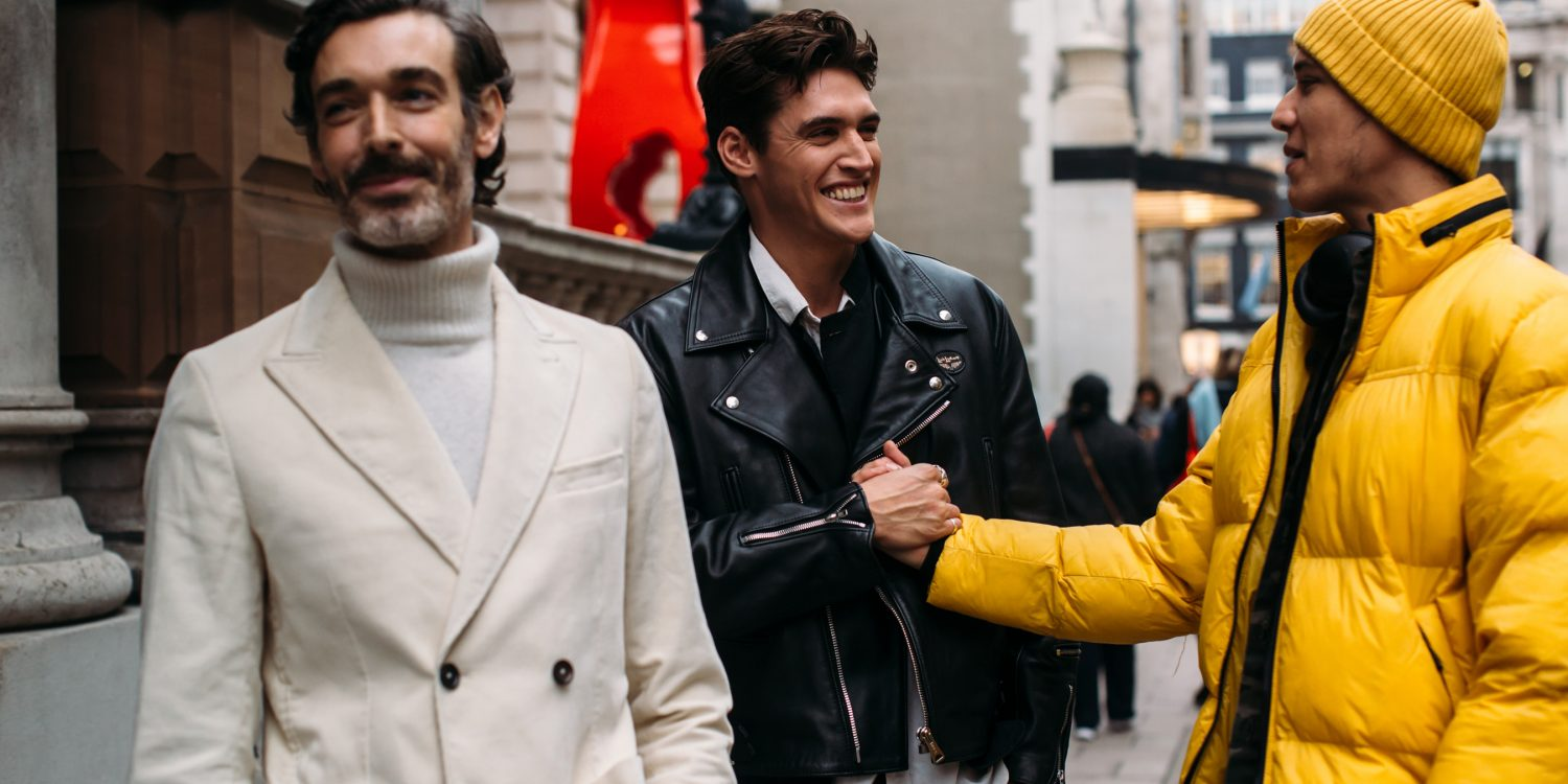 London Fashion Week Men's Street Style Fall 2019 Day 3