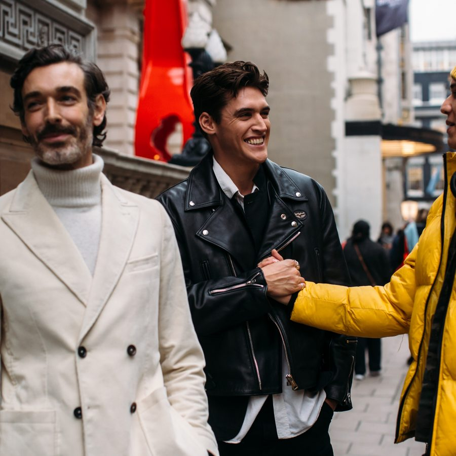 London Fashion Week Men's Street Style Fall 2019 Day 3