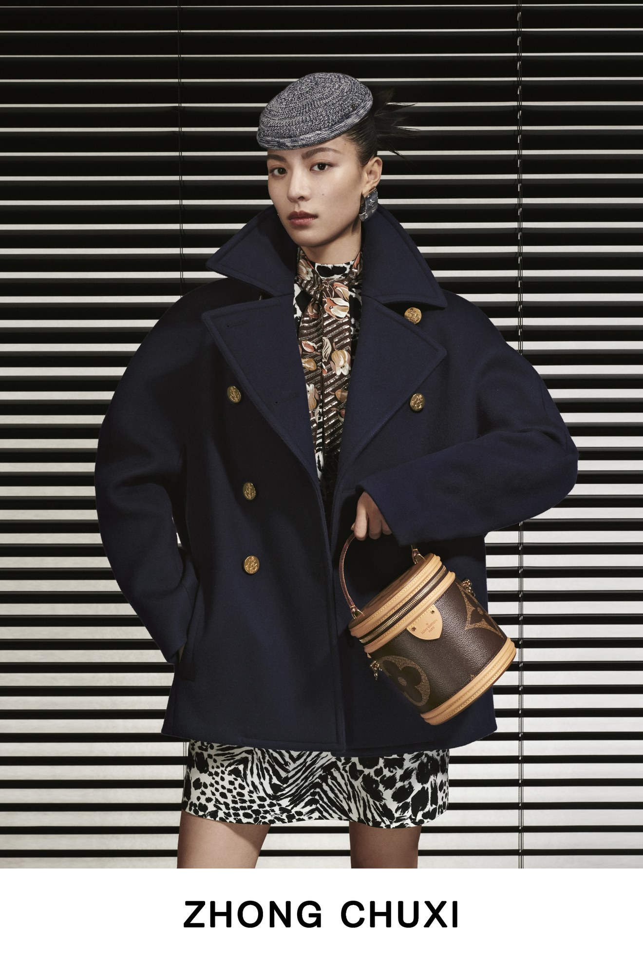 Louis Vuitton Pre-Fall 2019 Featuring Star Cast