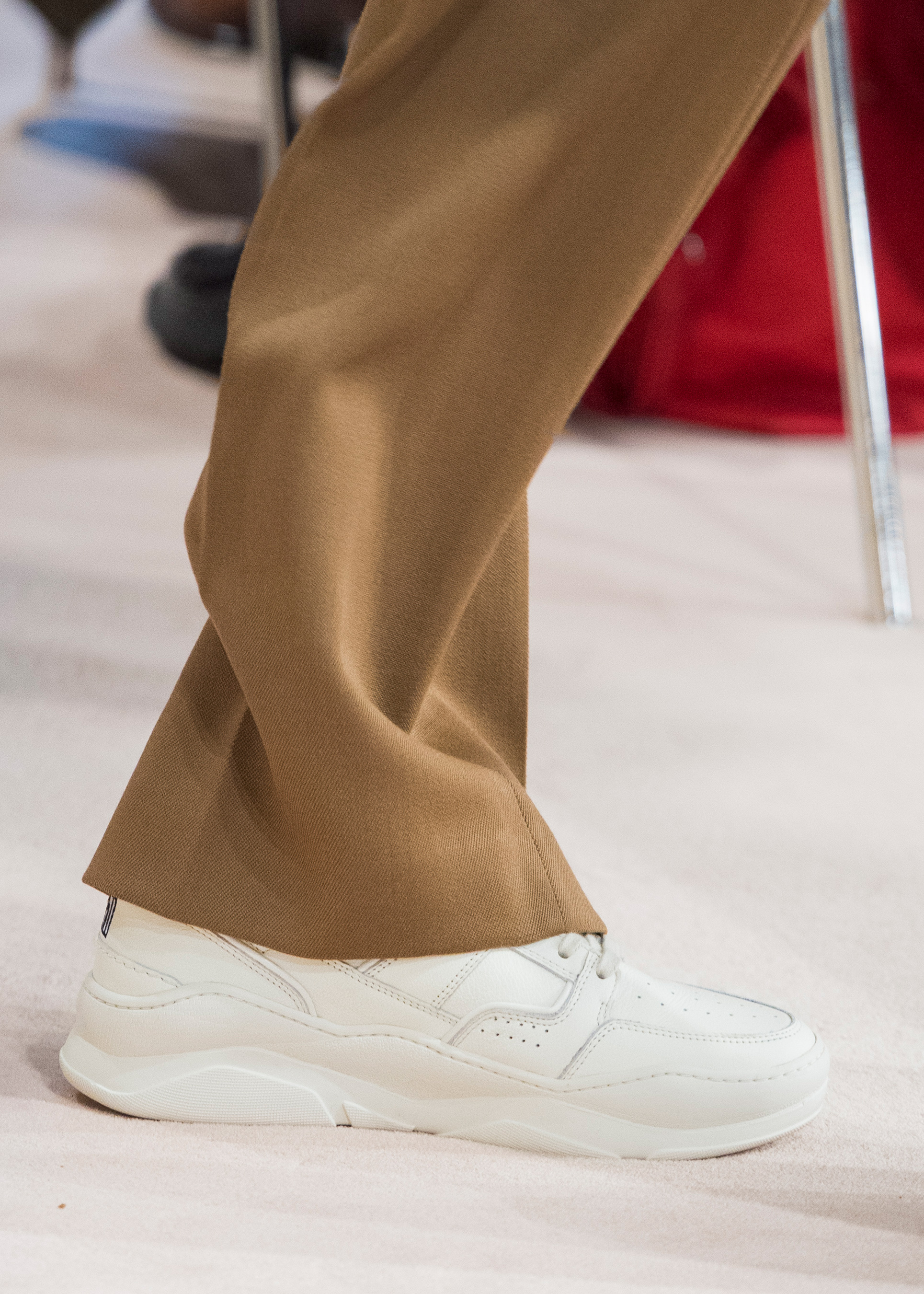 Ami Alexandre Mattiussi Fall 2019 Men's Fashion Show Details
