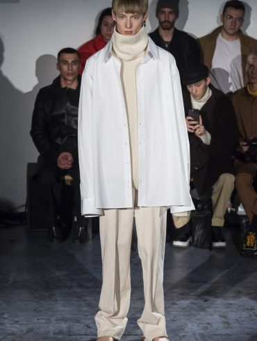 Hed Mayner Fall 2019 Men's Fashion Show