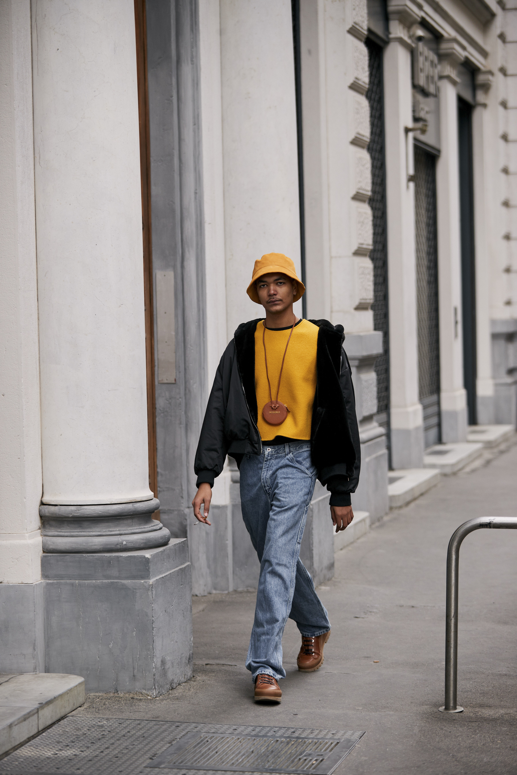 No Street Day 1 Bis Fall 2019 Men's Fashion Show