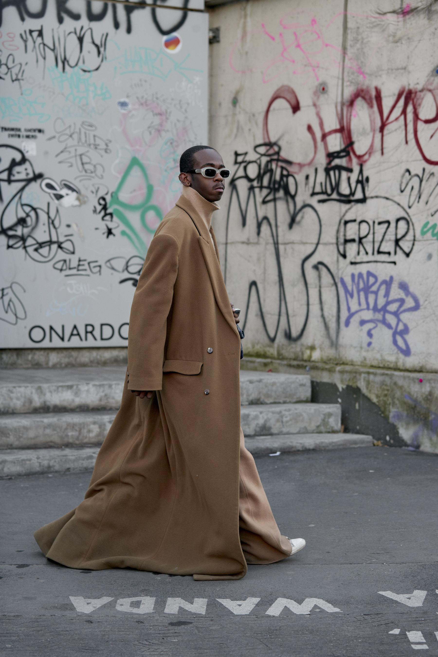 No Street Day 1 Bis Fall 2019 Men's Fashion Show