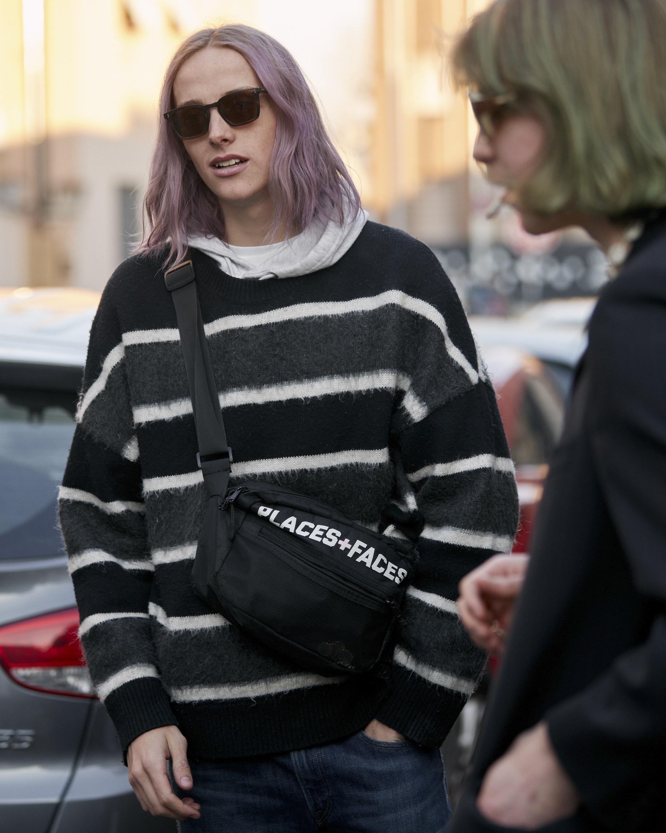 Milan Men's Street Style Fall 2019 More of Day 1