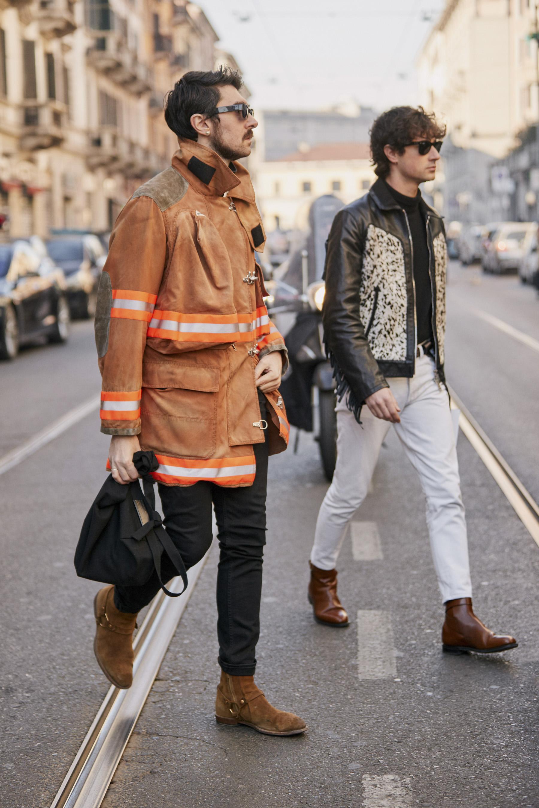 No Street Day 2 Bis Fall 2019 Men's Fashion Show