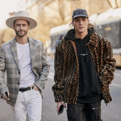Milan Men's Street Style Fall 2019 More of Day 3
