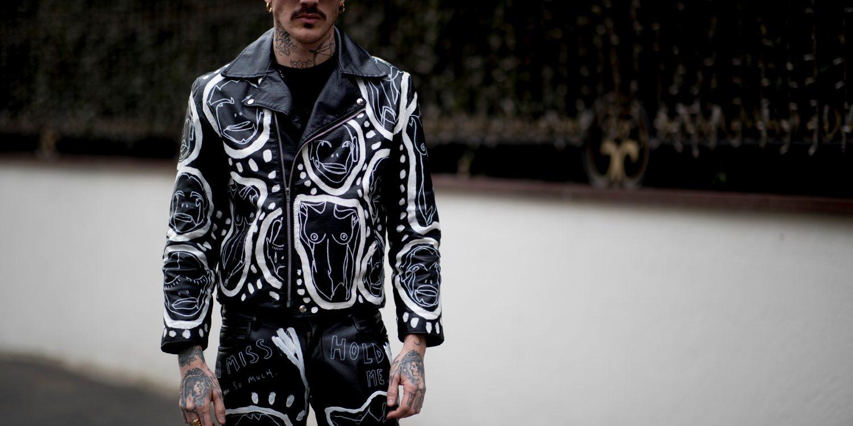 Milan Men's Street Style Fall 2019 Day 1