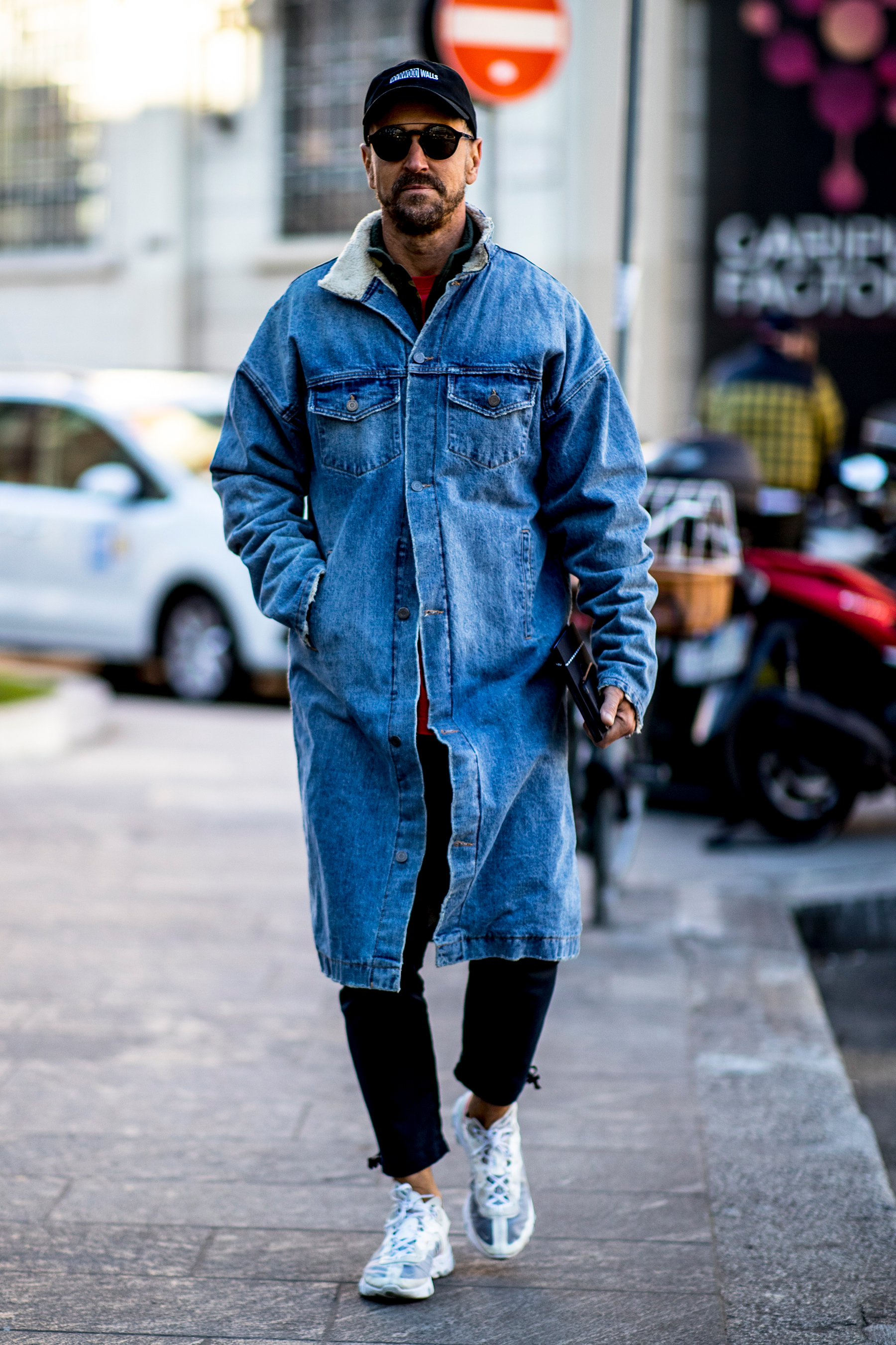 No Street Day 3 Fall 2019 Men's Fashion Show
