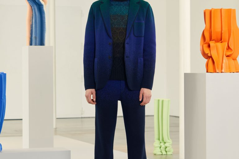 Missoni Fall 2019 Men's Collection