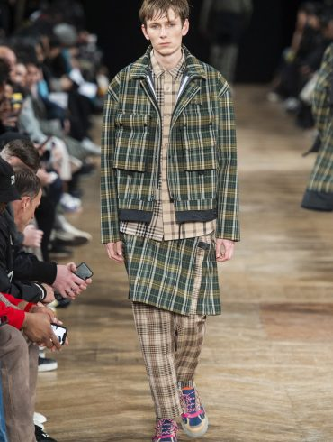 White Mountaineering Fall 2019 Men's Fashion Show