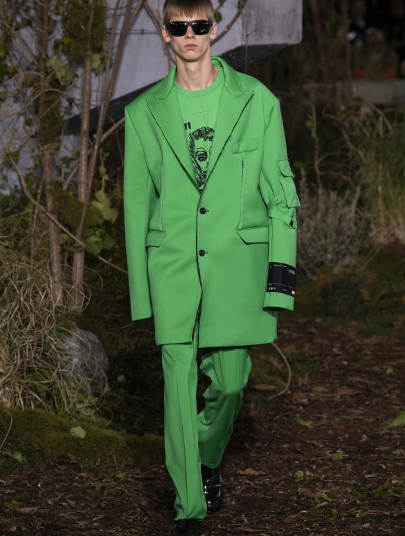Off-white Fall 2019 Men's Fashion Show