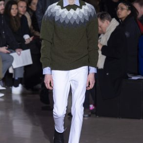 Officine Generale Fall 2019 Men's Fashion Show