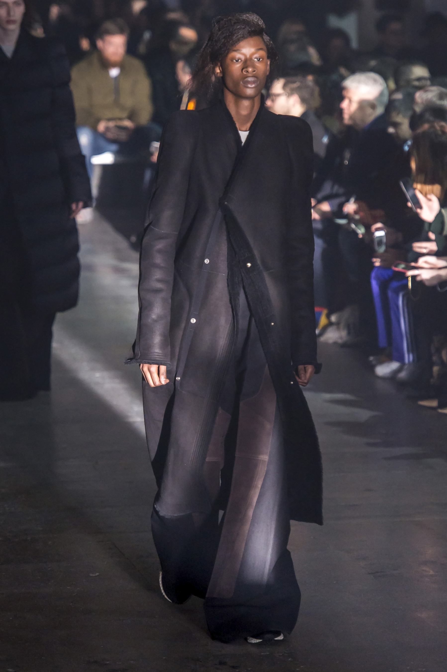 Rick Owens Fall 2019 Men's Fashion Show