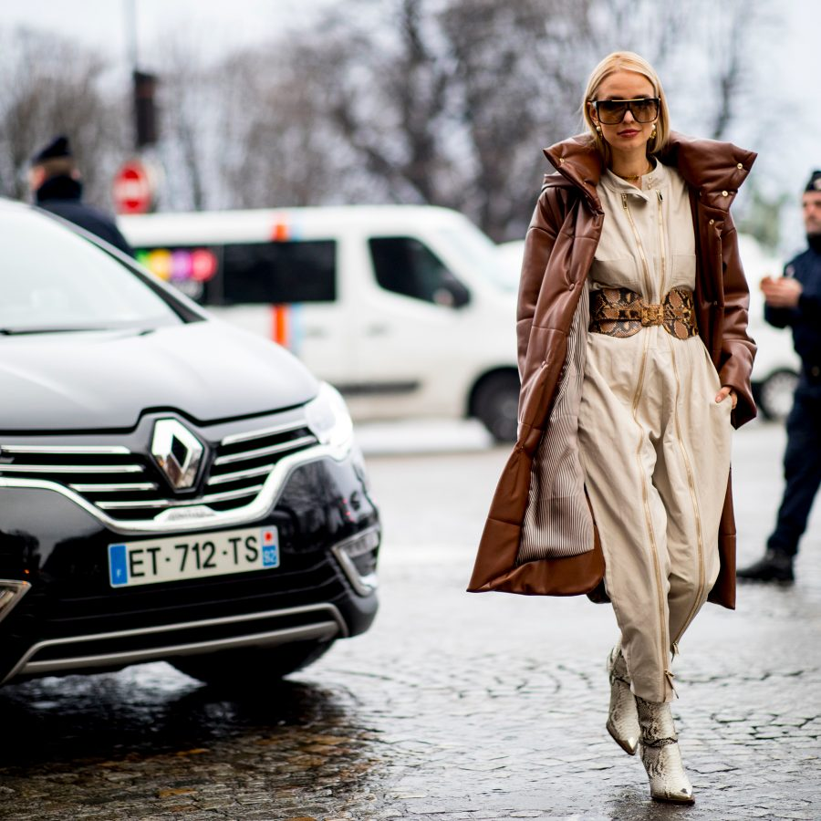 Paris Couture Street Style Spring 2019 Day 2