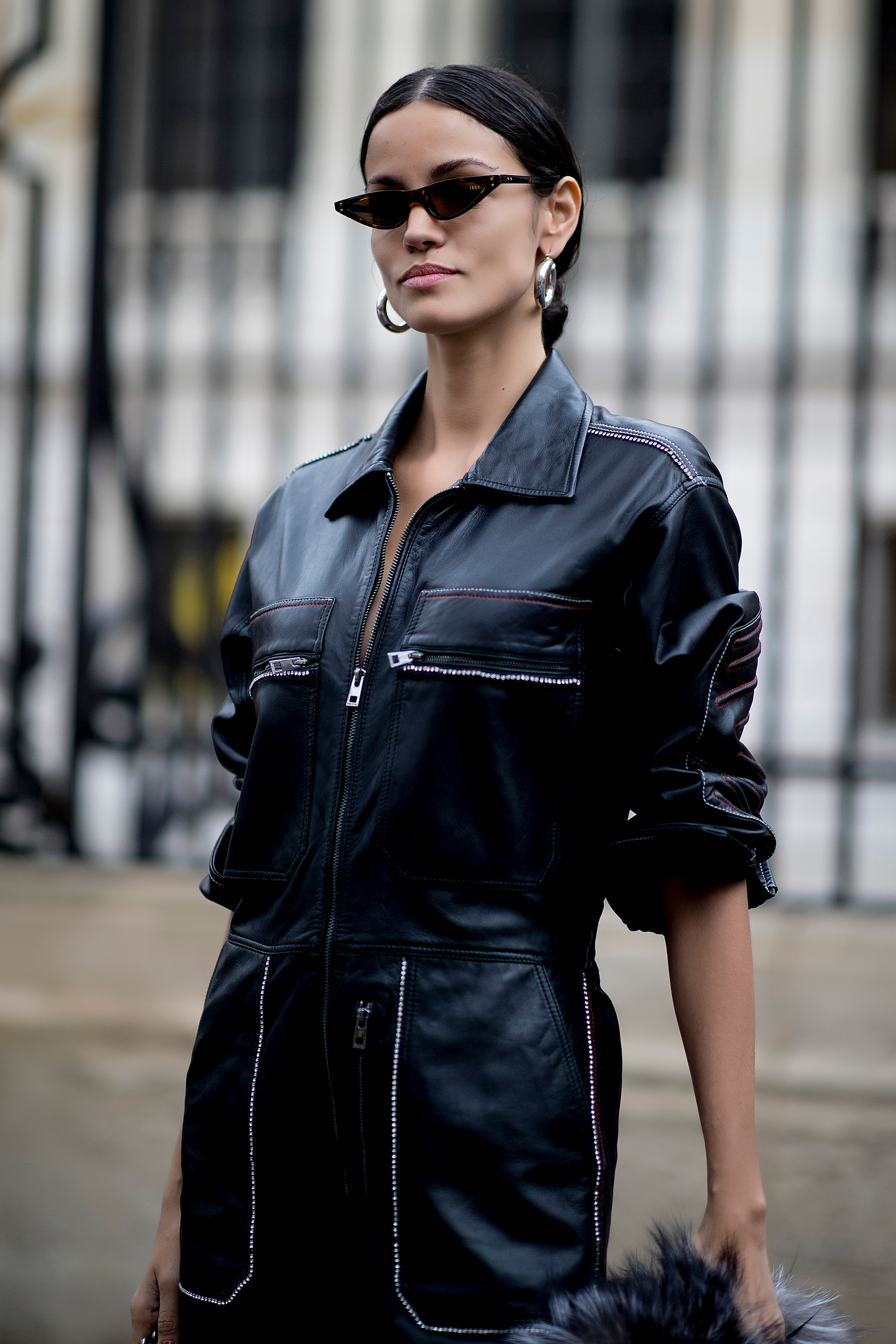 Paris Couture Street Style Spring 2019 Day 3
