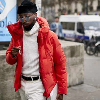 Paris Men's Street Style Fall 2019 More of Day 1