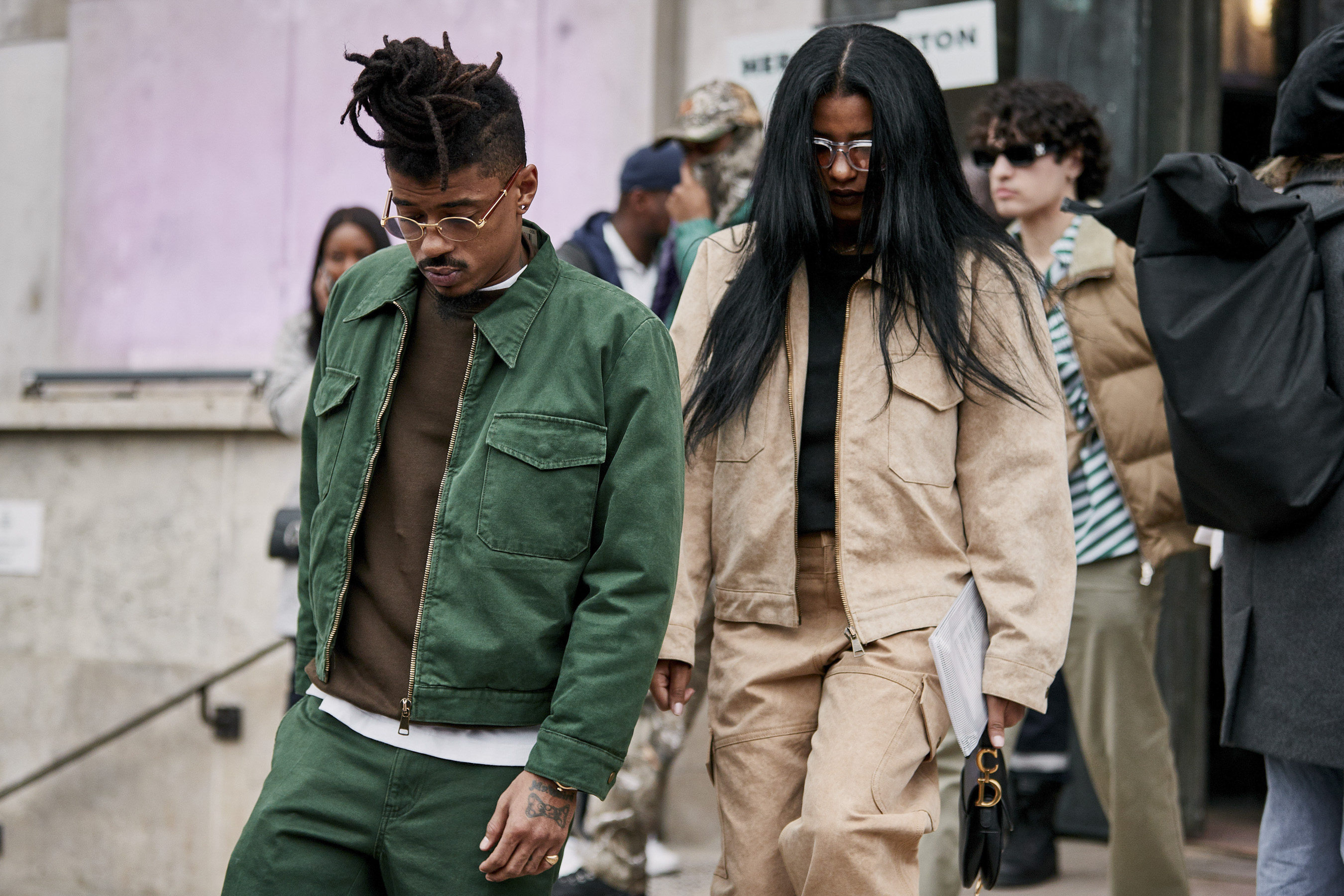 S Street Day 1 Bis Fall 2019 Men's Fashion Show
