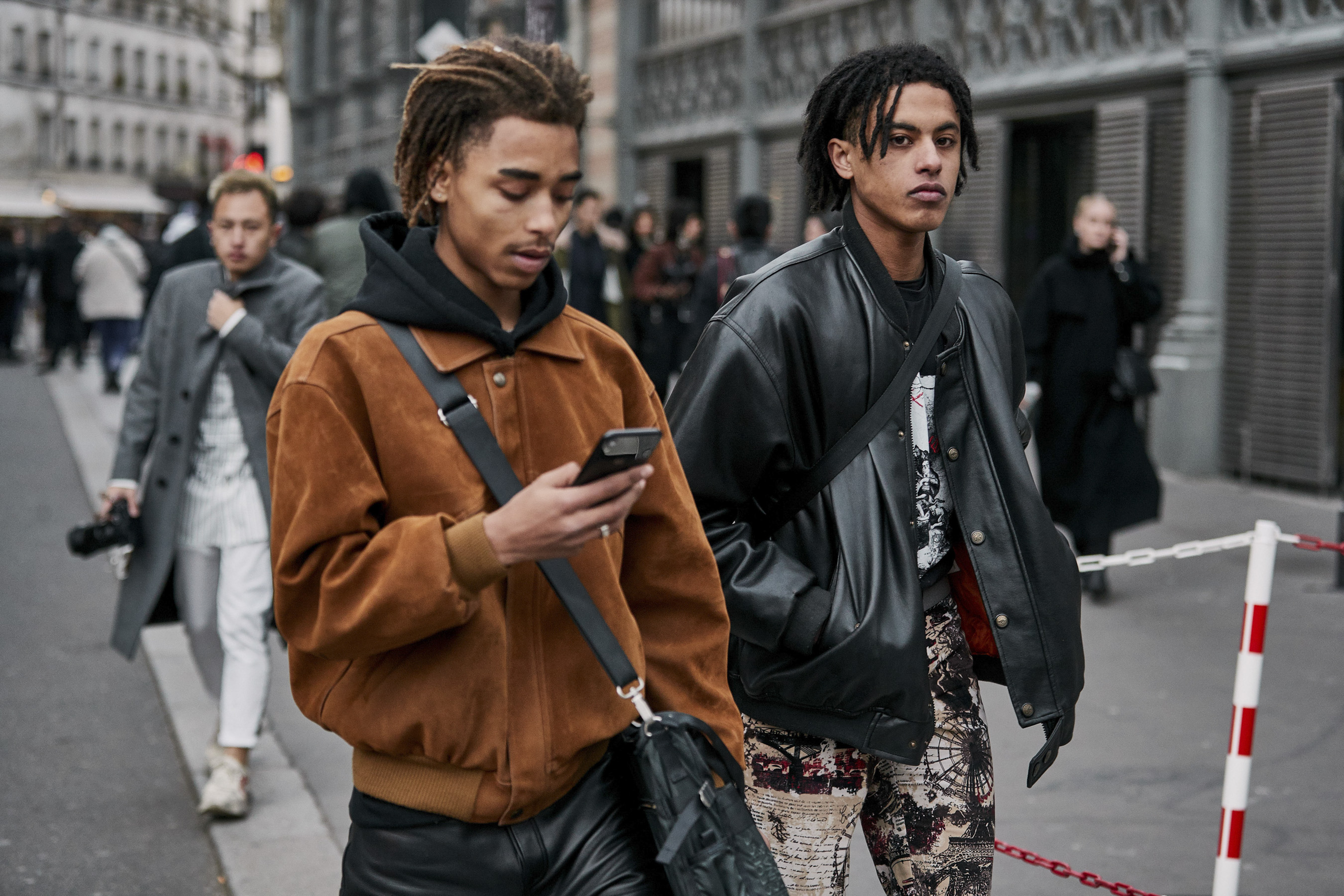 Paris Men's Street Style Fall 2019 More of Day 2