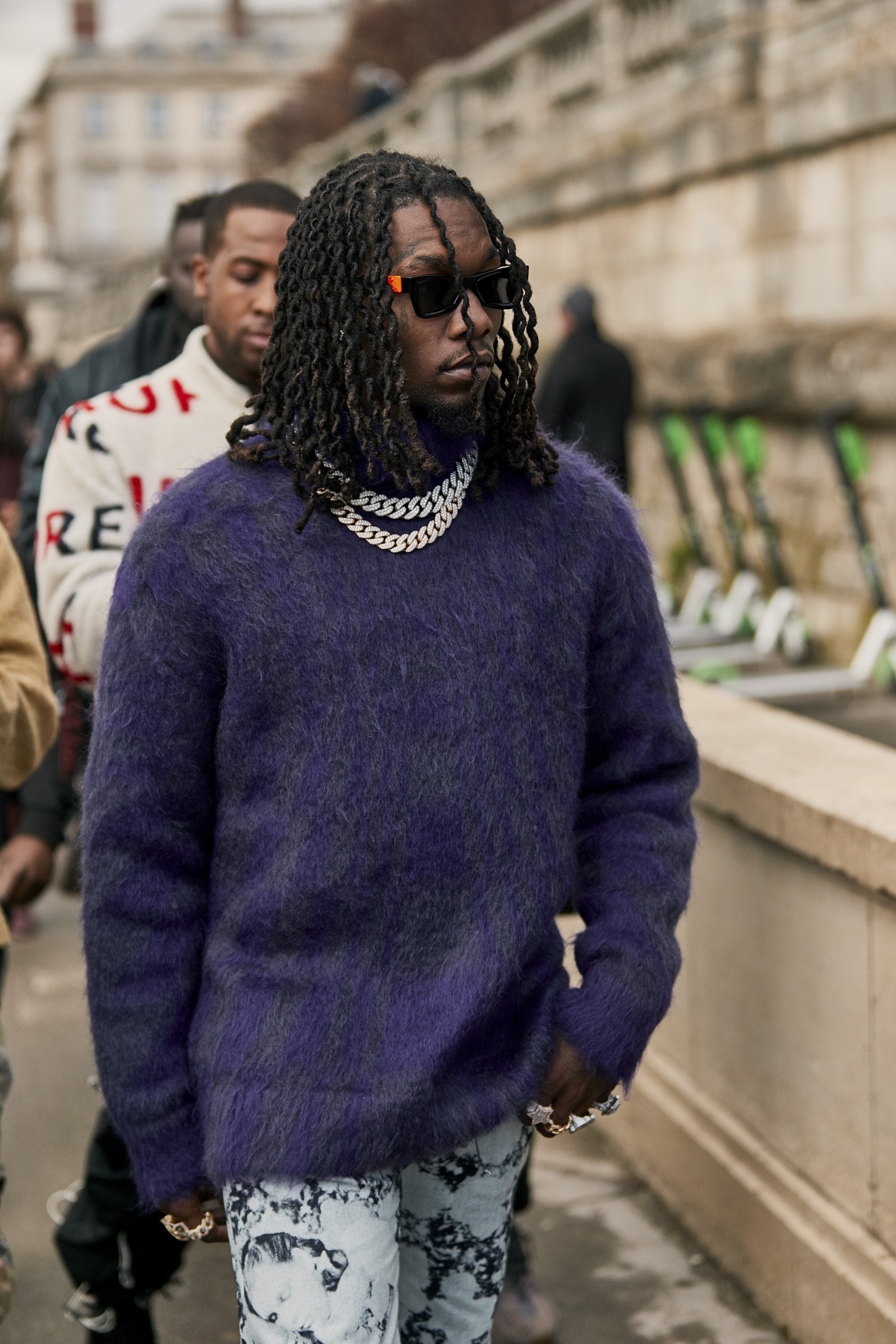 S Street Day 3 Bis Fall 2019 Men's Fashion Show
