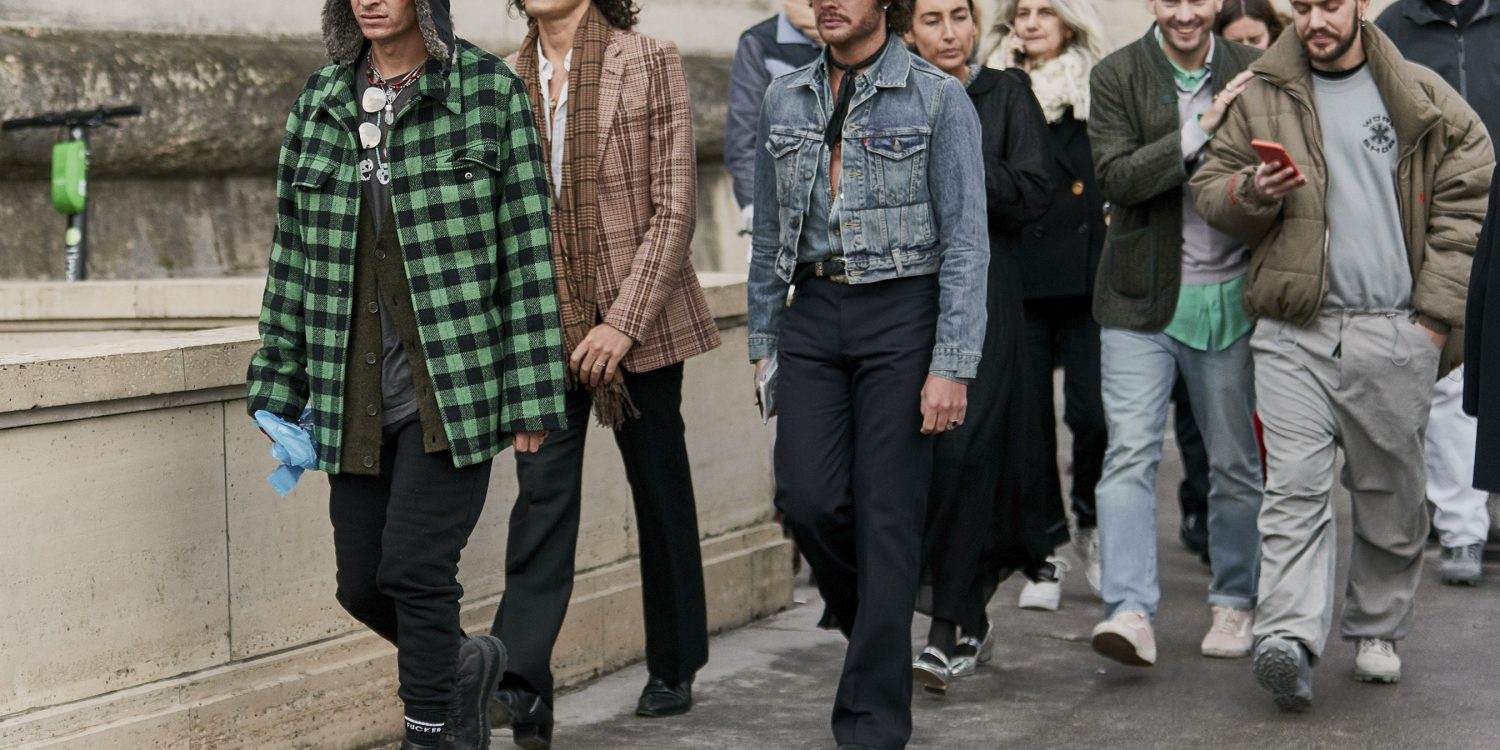 Paris Men's Street Style Fall 2019 More of Day 3