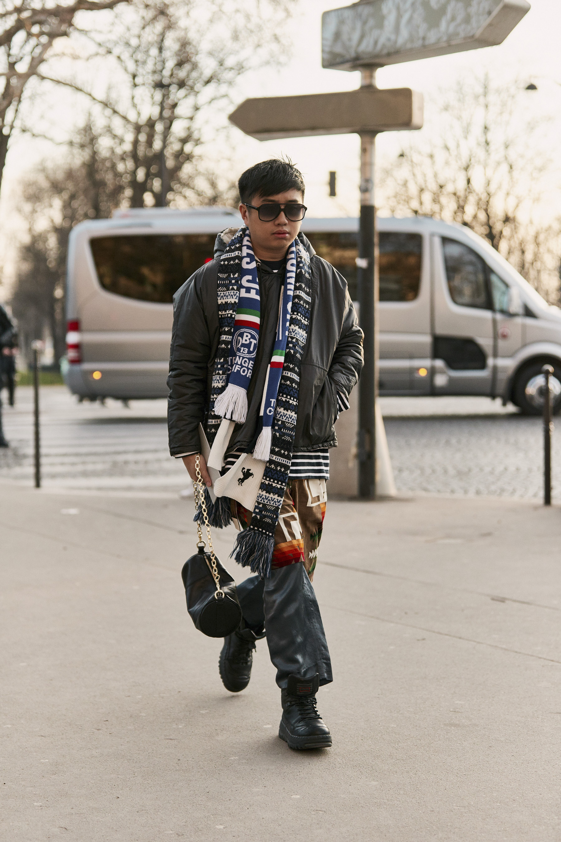 Paris Men's Street Style Fall 2019 More of Day 5