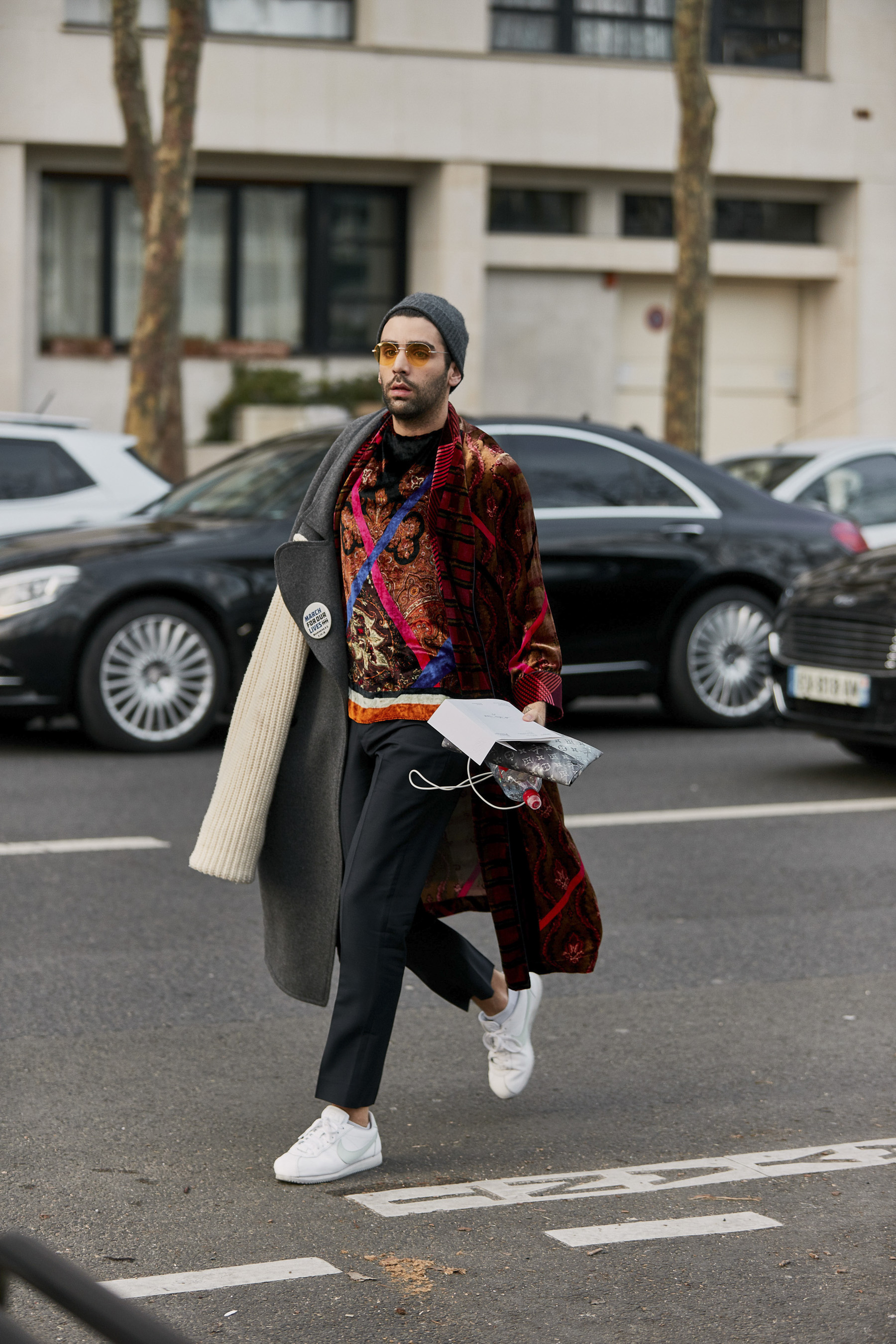 S Street Day 5 Bis Fall 2019 Men's Fashion Show
