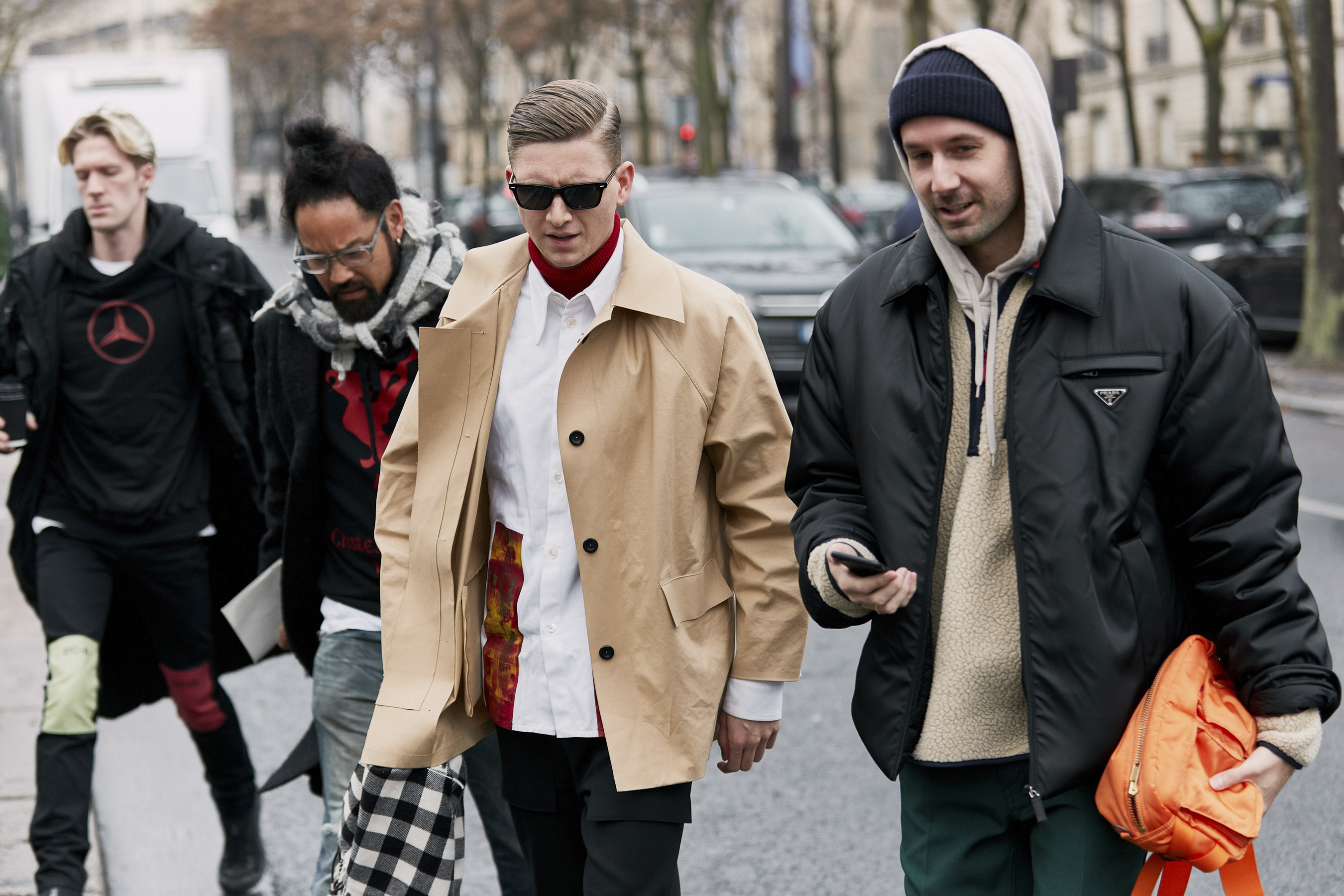 S Street Day 6 Bis Fall 2019 Men's Fashion Show