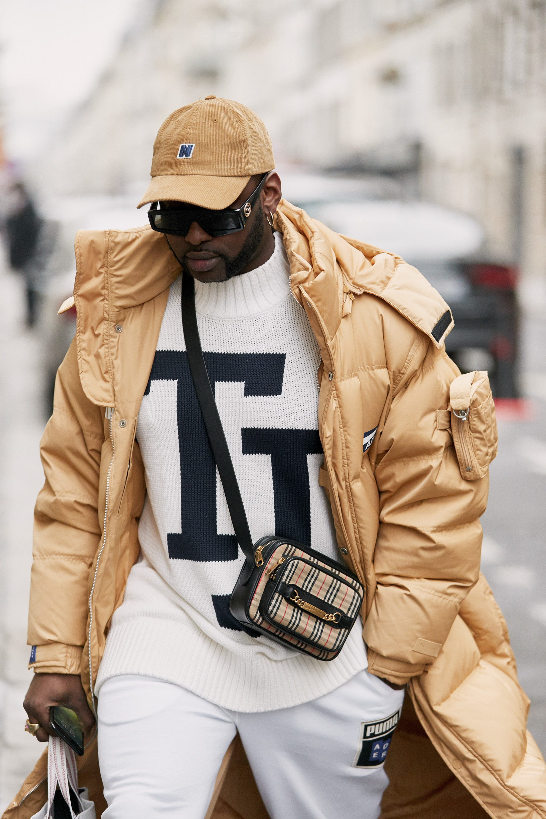 Paris Men's Street Style Fall 2019 More of Day 6