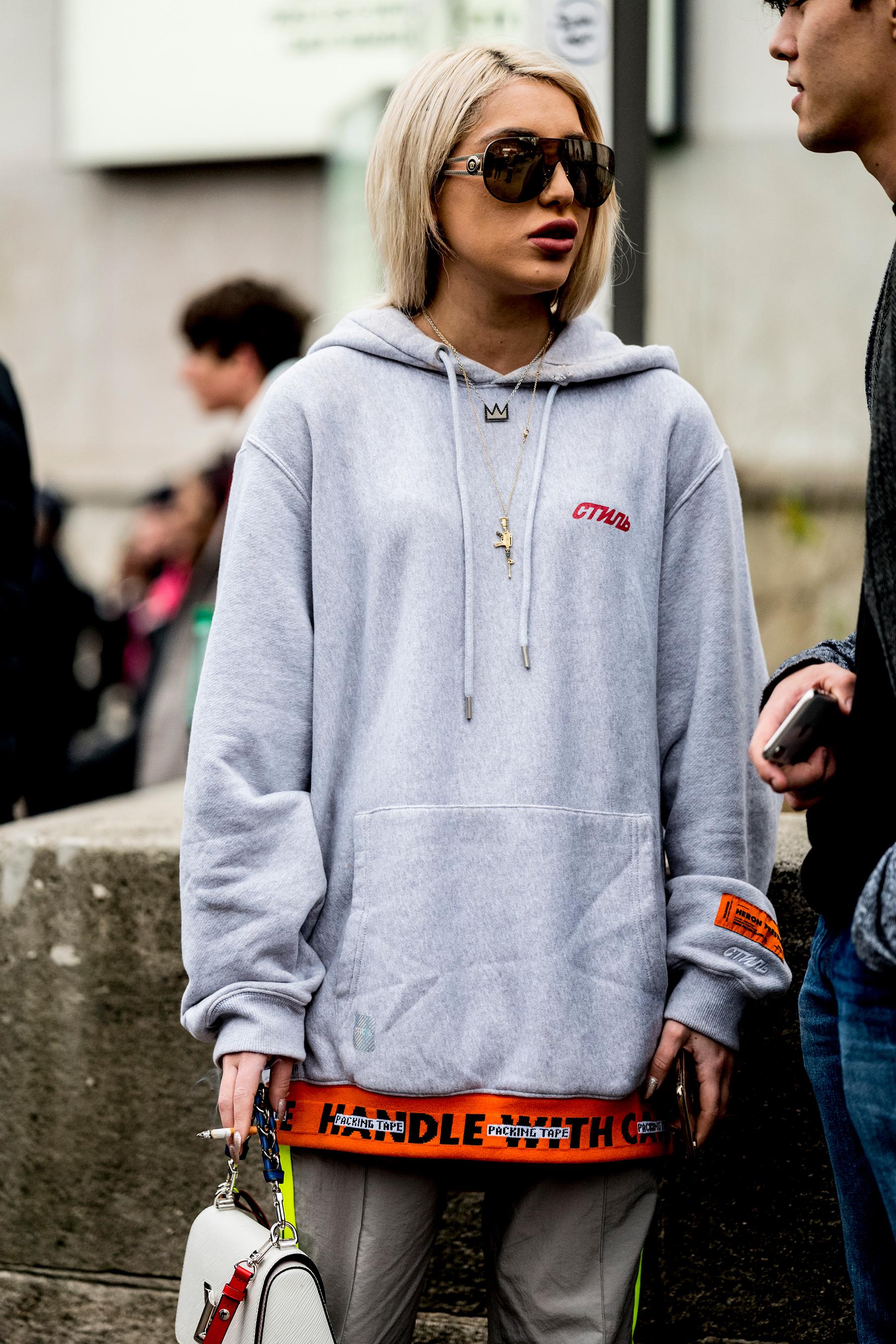 Paris Men's Street Style Fall 2019 Day 1