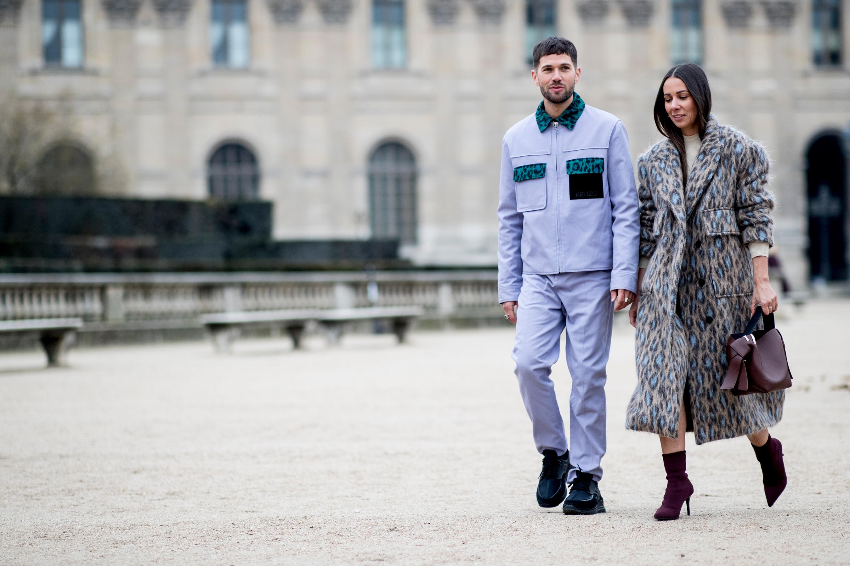 Paris Men's Street Style Fall 2019 Day 6