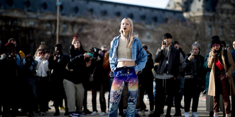 Paris Men's Street Style Fall 2019 Day 2