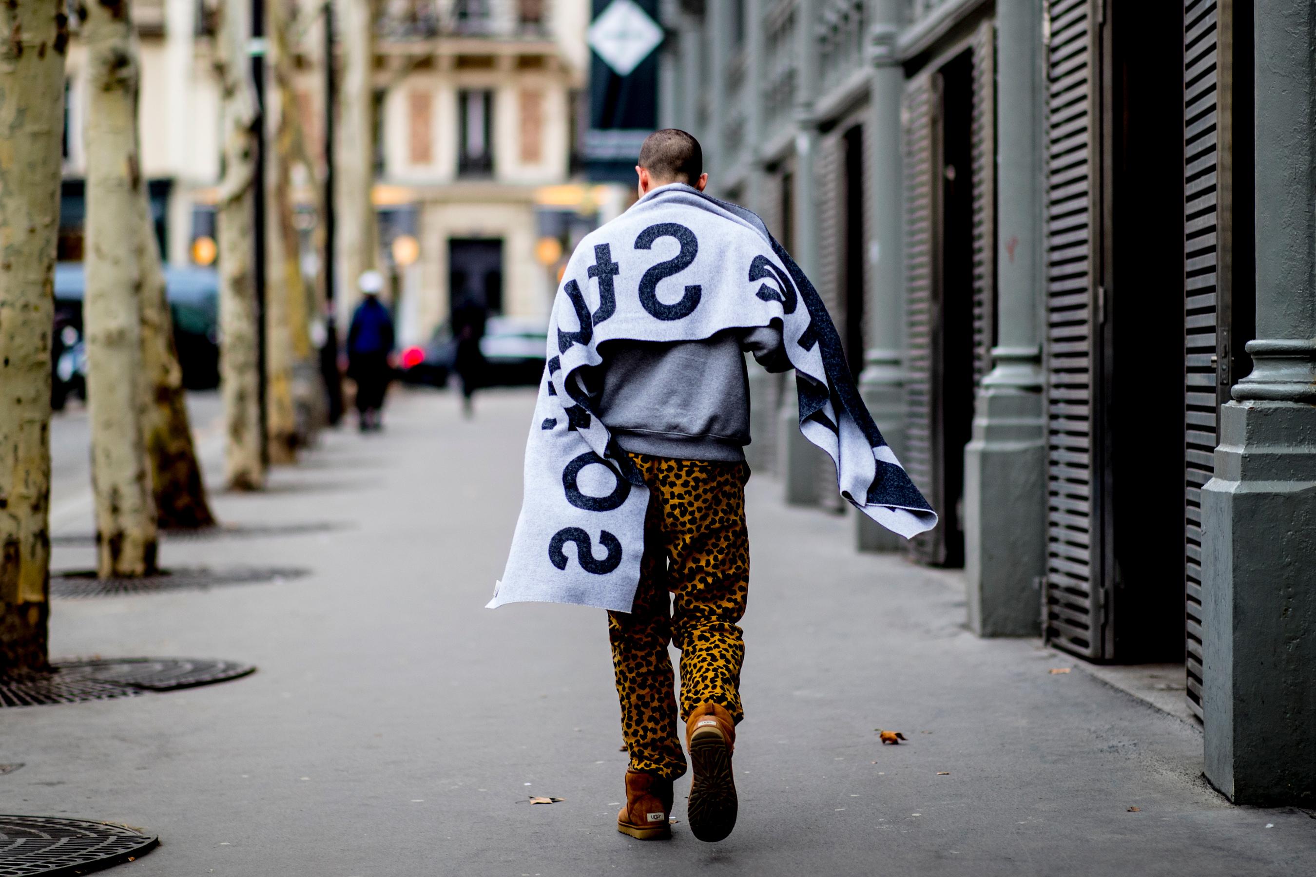 S Street Day 2 Fall 2019 Men's Fashion Show