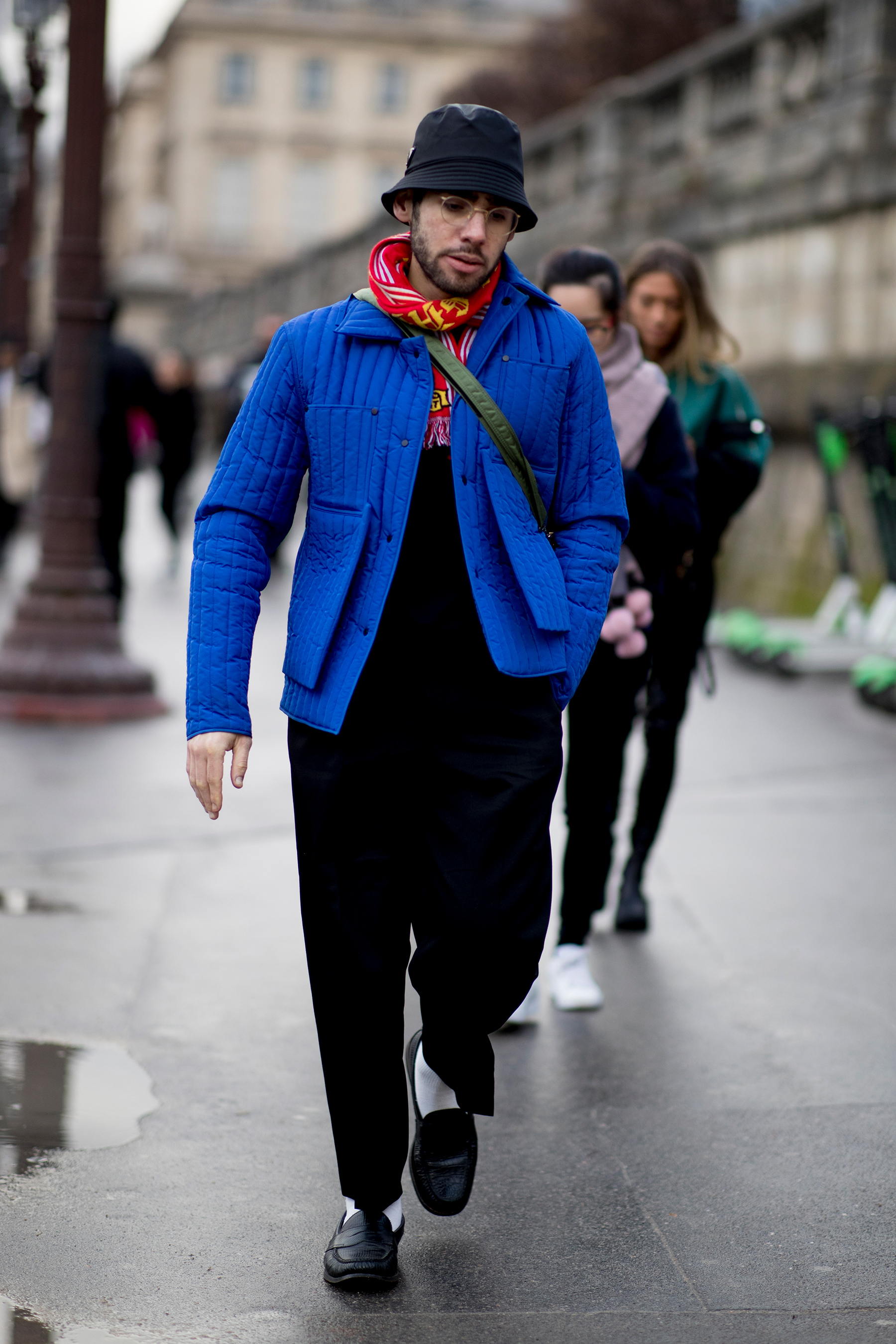 S Street Day 3 Fall 2019 Men's Fashion Show