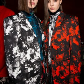 Paul Smith Fall 2019 Men's Fashion Show Backstage