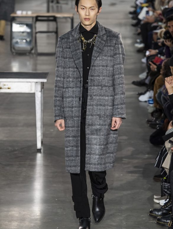 Private Policy Fall 2019 Men's Fashion Show