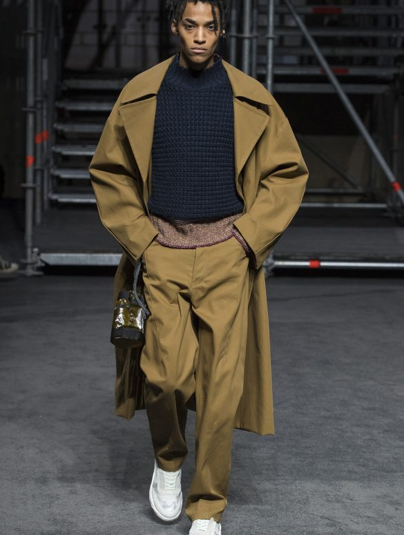Qasimi Fall 2019 Men's Fashion Show