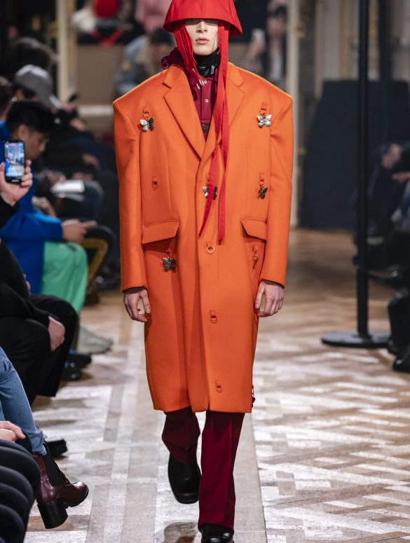 Raf Simons Fall 2019 Men's Fashion Show