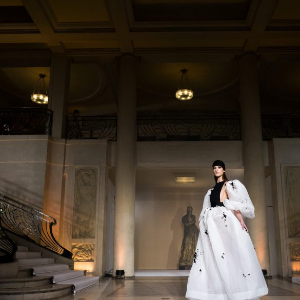 Stephane Rolland Couture Spring 2019 Fashion Show Atmosphere