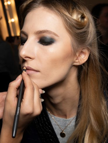 Stephane Rolland Couture Spring 2019 Fashion Show Backstage Beauty