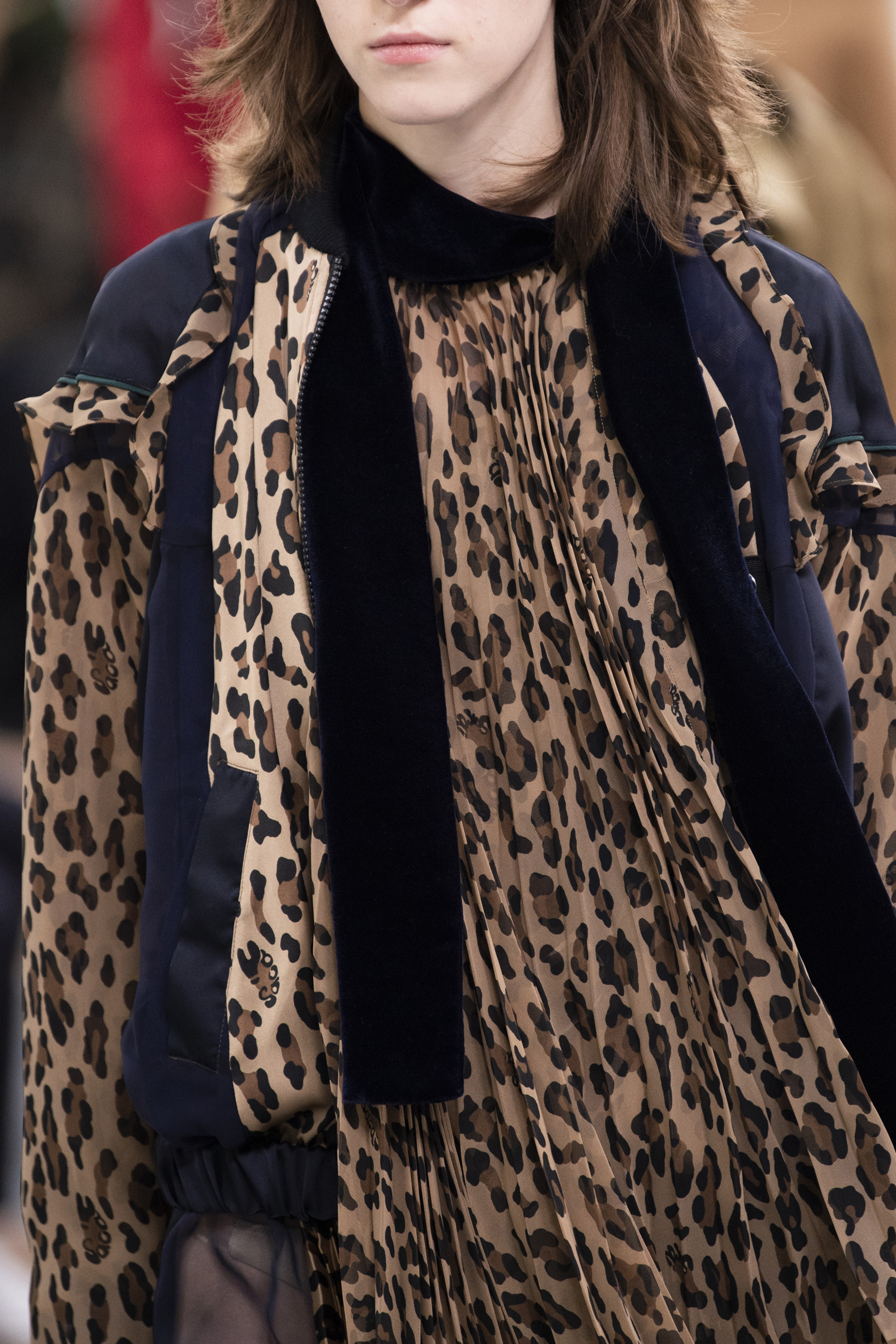 Sacai Fall 2019 Men's Fashion Show Details
