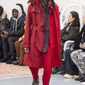Sacai Fall 2019 Men's Fashion Show