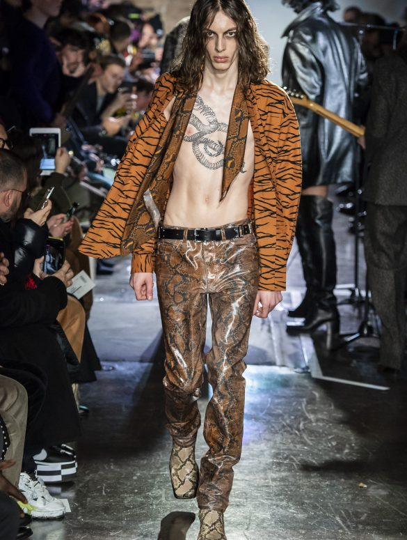 John Lawrence Sullivan Men's Fall 2019 Fashion Show