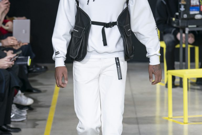 United Standard Fall 2019 Men's Fashion Show