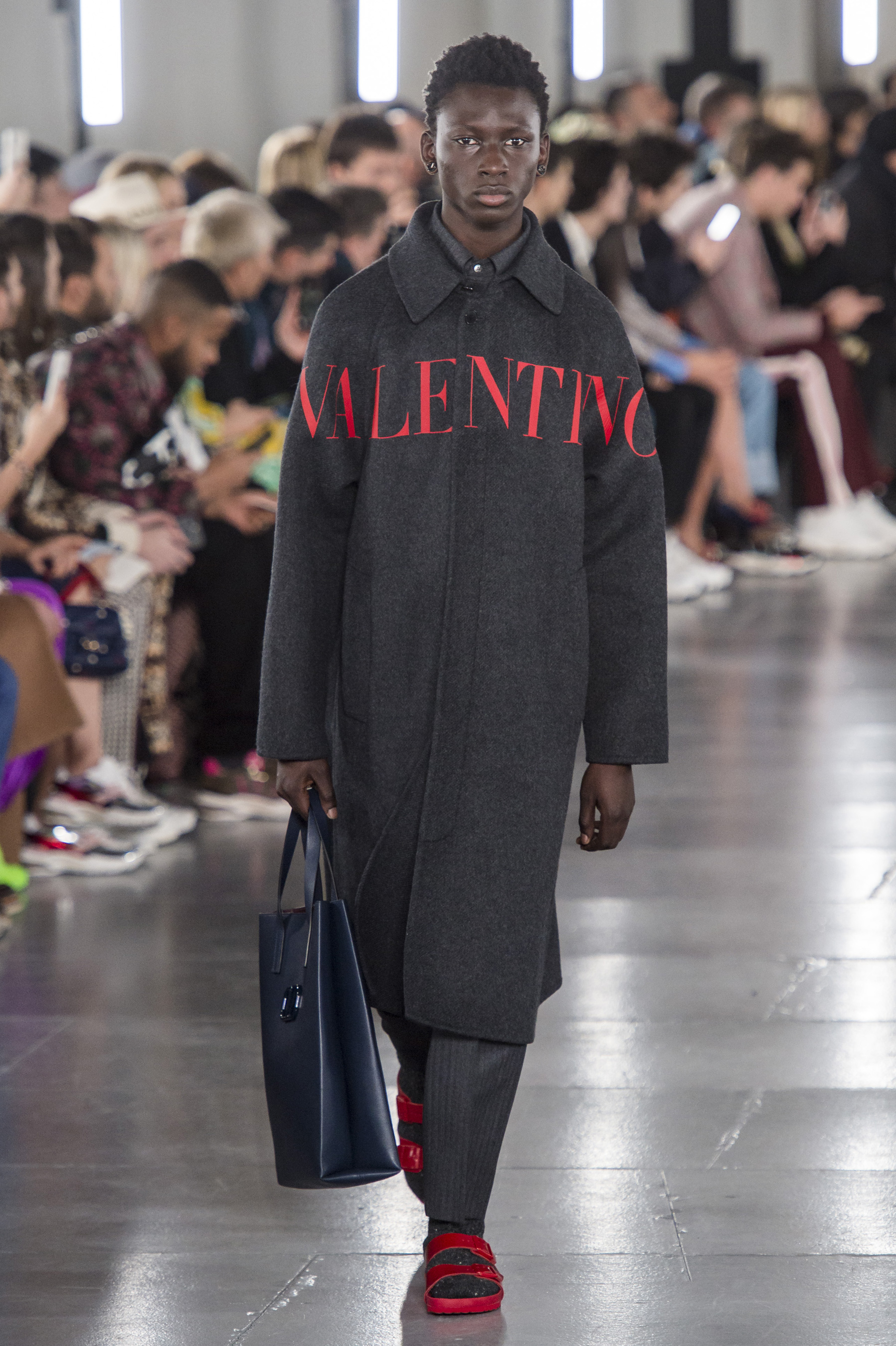 Valentino Fall 2019 Men's Fashion Show