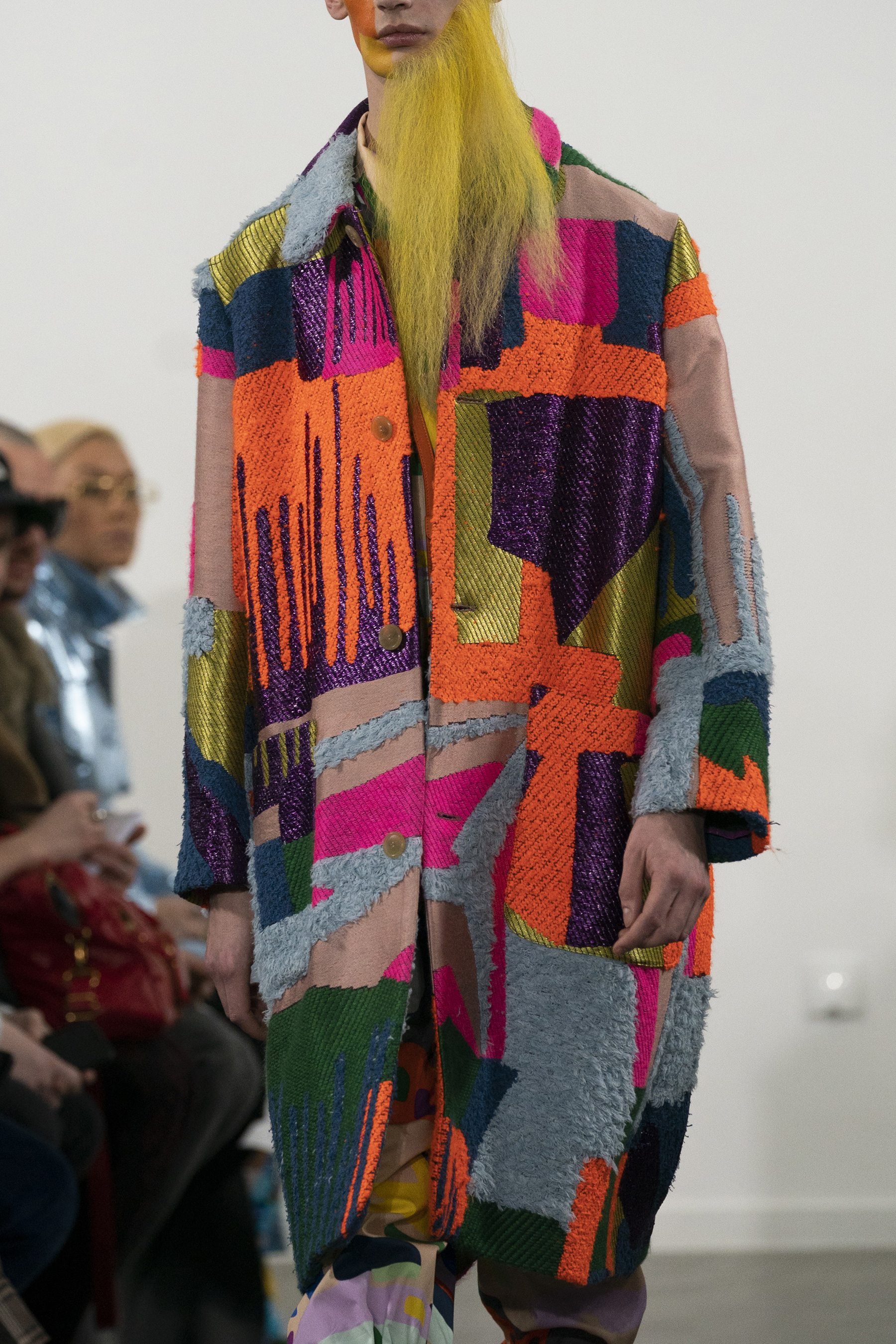 Walter Van Beirendonck Fall 2019 Men's Fashion Show Details