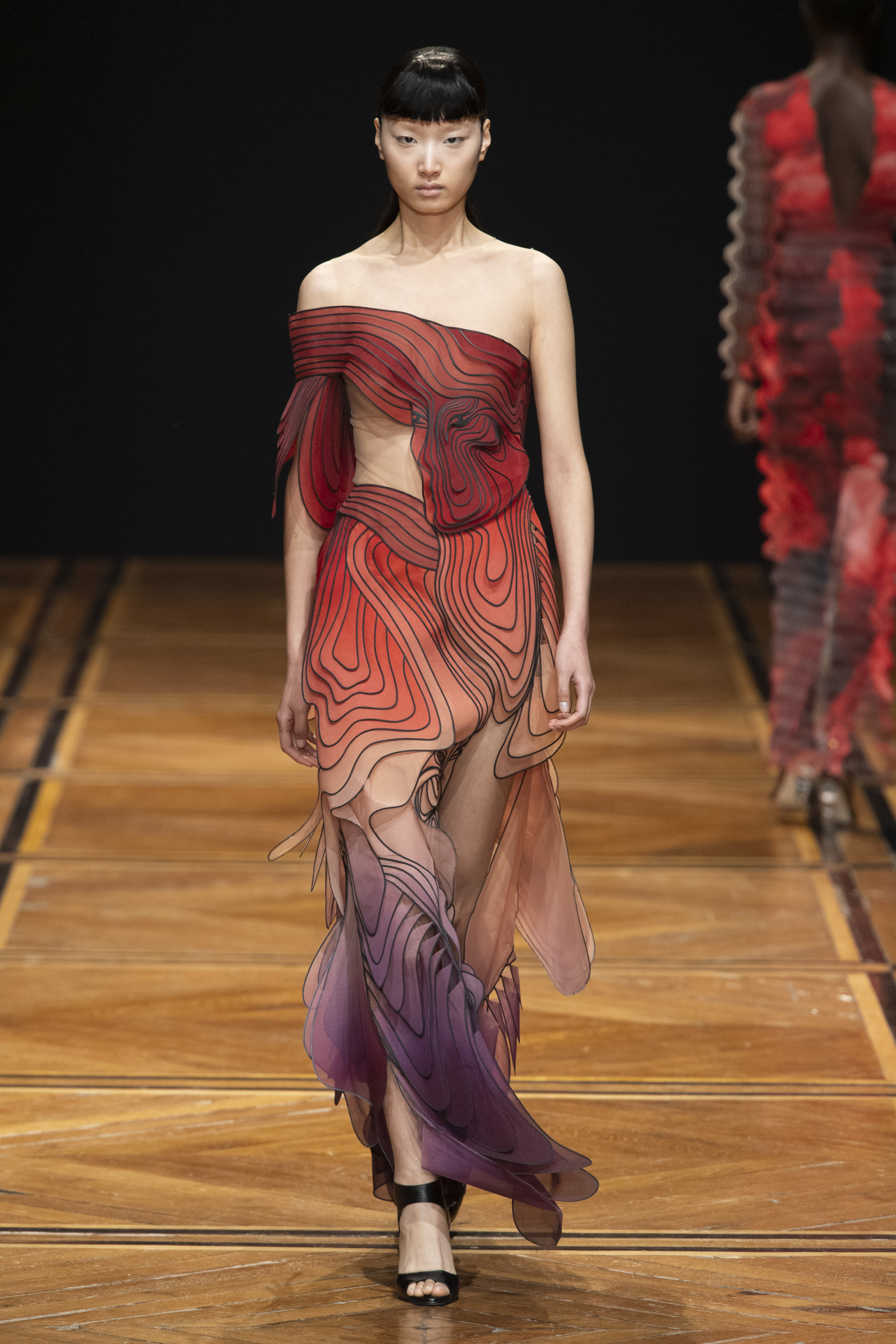Iris Van Herpen Couture Spring 2019 Fashion Show The