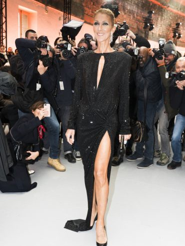 Alexandre Vauthier Couture Spring 2019 Fashion Show Front Row