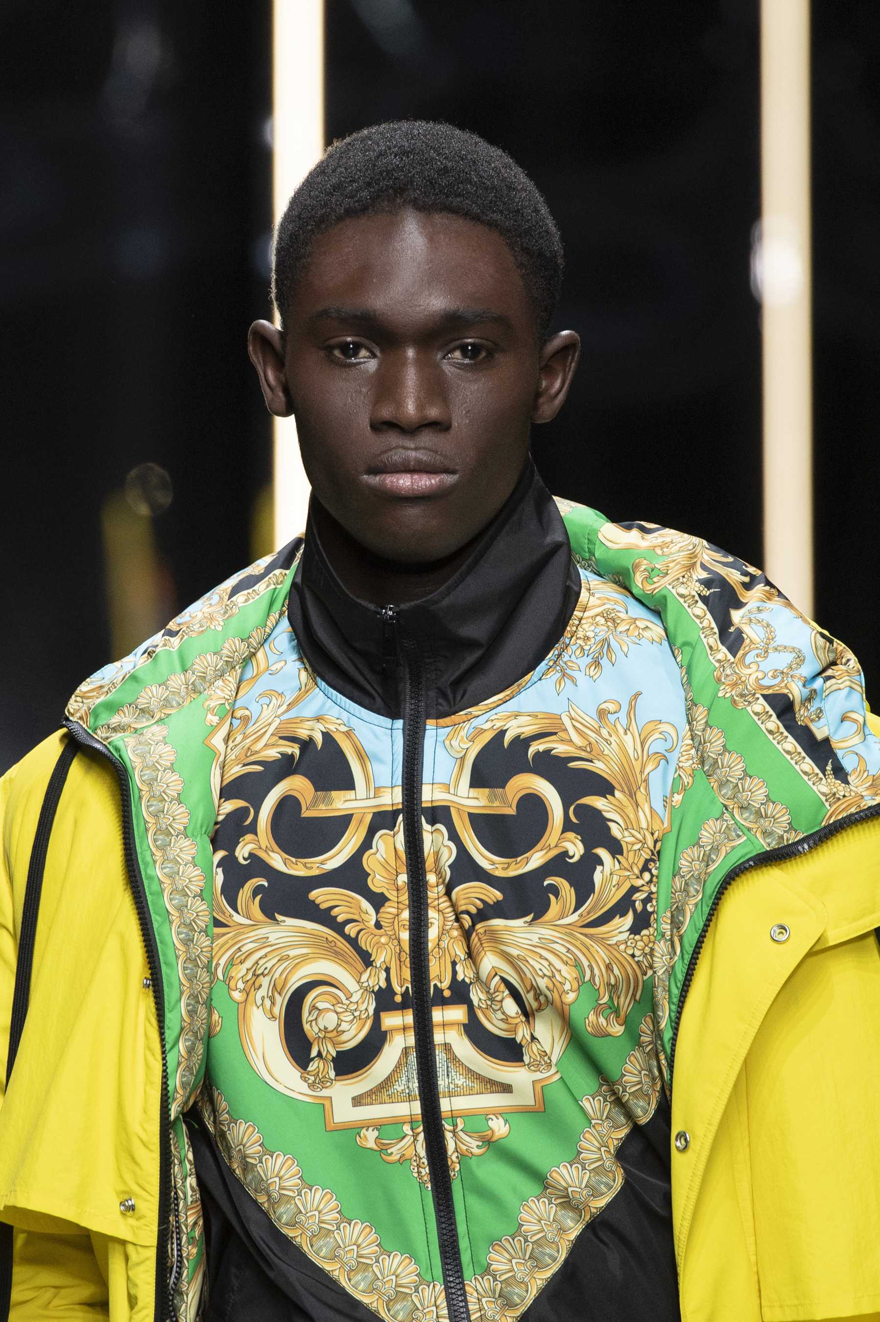 Versace Fall 2019 Men's Fashion Show details