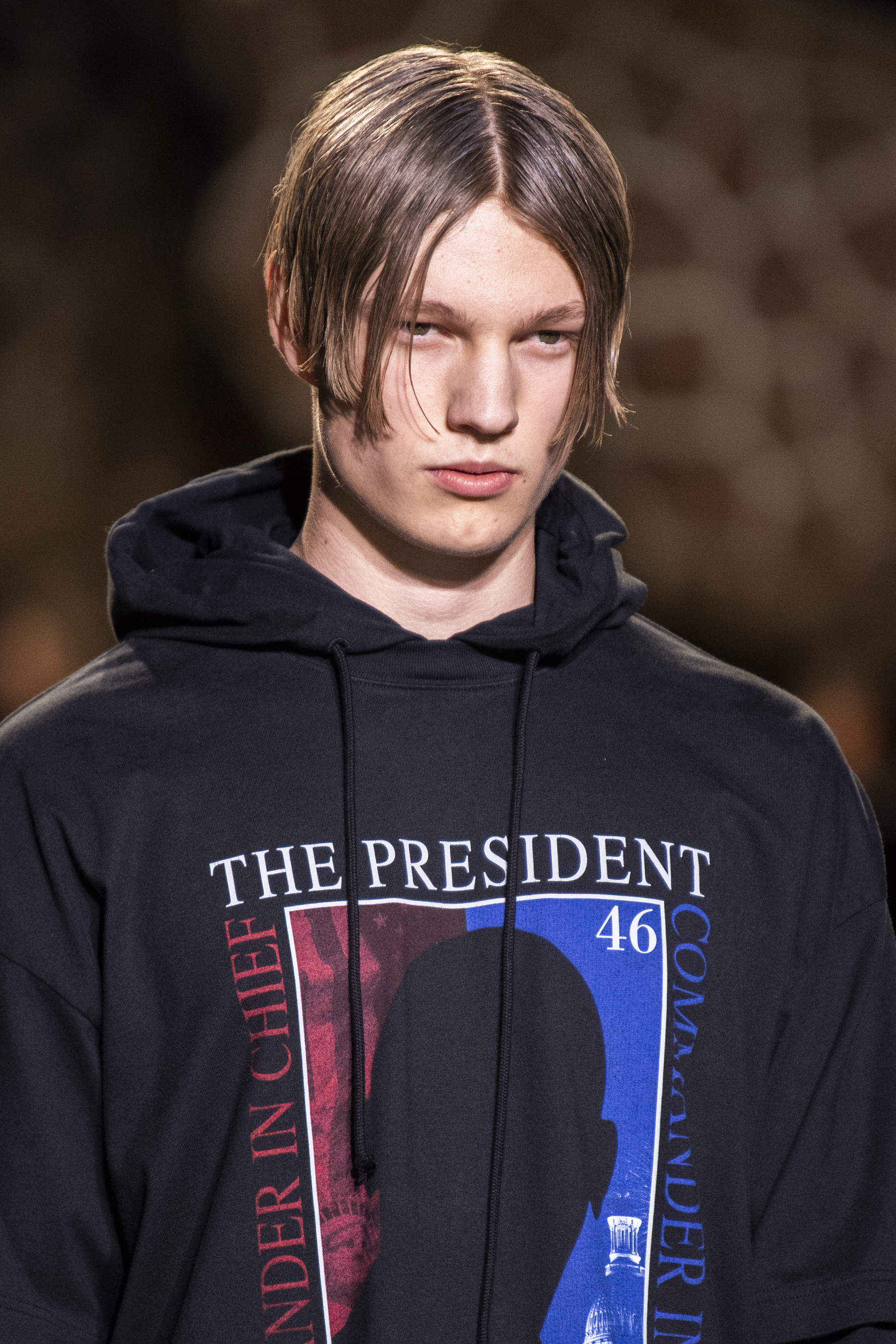Vetements Fall 2019 Men's Fashion Show Details